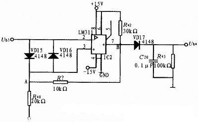 lm324滤波_LM324在直流调速系统电路中的应用设计